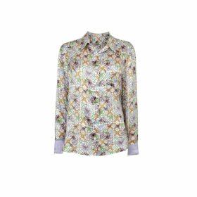 Jessica Russell Flint - Slimline Shirt Montana Tile