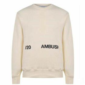 Ambush Logo Crew Sweatshirt