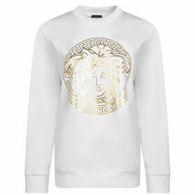 Versace Medusa Foil Sweatshirt