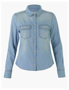 Per Una Denim Shirt