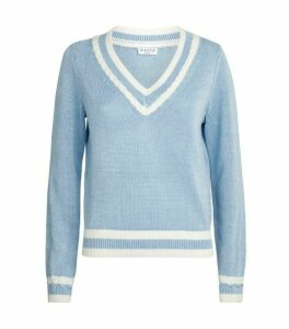 Claudie Pierlot Linen Sweater