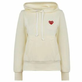 Comme des Garcons PLAY Small Heart Hoodie