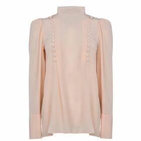 GIVENCHY Silk Blouse