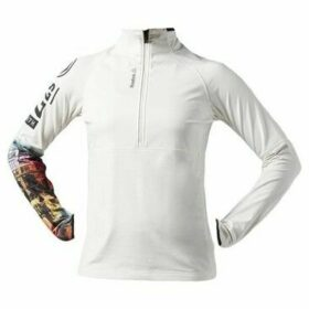 Reebok Sport  One Series Winter Pack  women's Sweatshirt in White