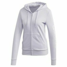 adidas  Essentials Linear  women's Sweatshirt in White