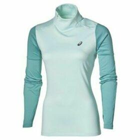 Asics  Lite Show Winter LS  women's Sweatshirt in Green