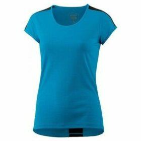 Asics  1542518046  women's T shirt in Blue