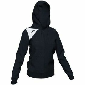 Joma  Spike II  women's Sweatshirt in Black