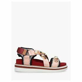 See By Chloé Millie Embellished Flatform Sandals, Multi