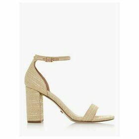 Dune Madam High Sandals, Neutral