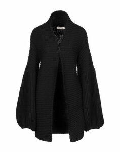 BLACK CORAL KNITWEAR Cardigans Women on YOOX.COM