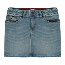 Tommy Hilfiger Denim Skirt JnG02 - Blue 1AA
