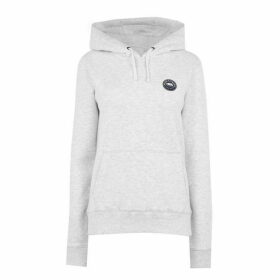 SoulCal Signature Over The Head Hoodie Ladies - Ice Marl