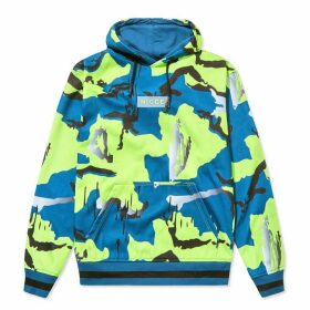Nicce Nitric Hoodie - Safety Yellow