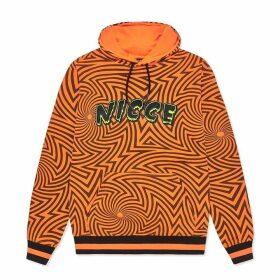 Nicce Sierra OTH Hoodie - Shocking Orange