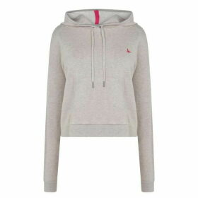 Jack Wills Riley Knit Hoodie Ld02 - Oatmeal