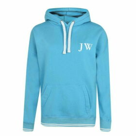 Jack Wills Lightly Boyfriend Hoodie - Blue