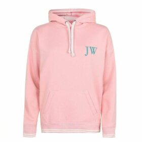 Jack Wills Lightly Boyfriend Hoodie - Pink