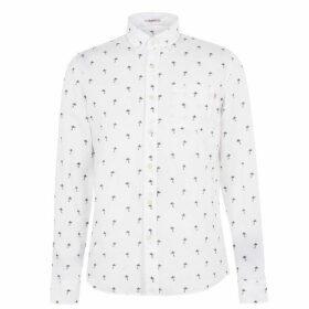 HKT Palm Tree Shirt - White800