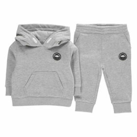 SoulCal Signature OTH Track Set Baby - Grey Marl