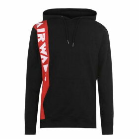 Airwalk Side Logo Hoodie - Black