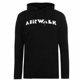 Airwalk Logo OTH Hoodie Mens - Black