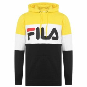 Fila Urban Hoodie Mens - Blk/Yellow