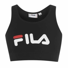 Fila Petit Line Crop Tank Top Ladies - Black