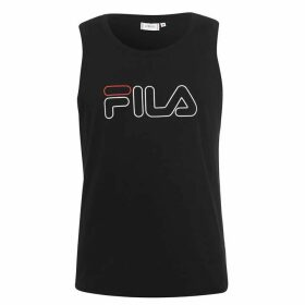 Fila Tank Top Mens - Black