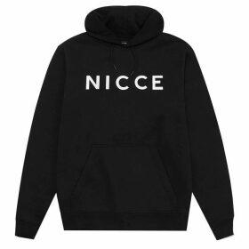 Nicce Logo Hoodie - Black