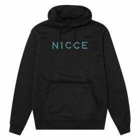 Nicce OG Logo Hoodie - Black/Green