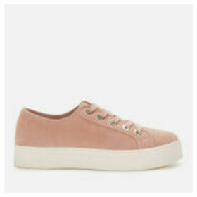 Superdry Women's Flatform Sleek Trainers - Soft Pink