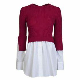 Kenzo Knitted Shirt Jumper