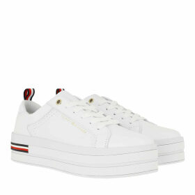 Tommy Hilfiger Sneakers - Modern Flatform Sneaker White - white - Sneakers for ladies
