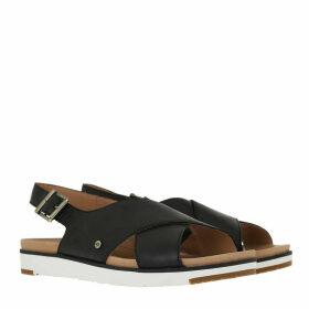 UGG Sandals - Kamile Sandal Black - black - Sandals for ladies