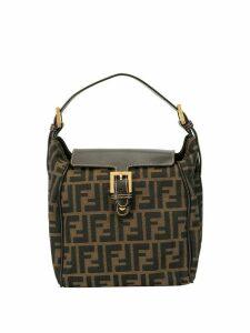 Fendi Pre-Owned Zucca pattern tote - Brown
