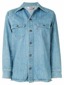 Fake Alpha Vintage 1970s Levis denim shirt - Blue