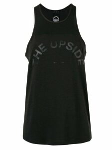 The Upside Madison dry release tank top - Black