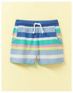 Crew Clothing Stripe Jersey Shorts