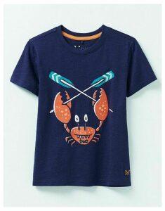 Crew Clothing Crossed Oars Crab T-Shirt