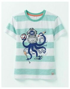 Crew Clothing Octopus T-Shirt