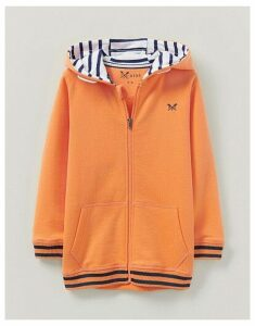 Crew Clothing Zip Through Hoody