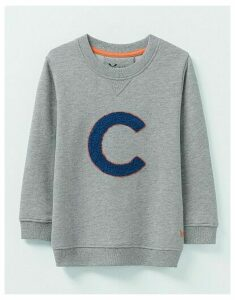 Crew Clothing Crew Neck C Boucle Sweatshirt