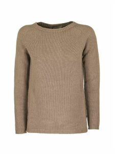 Max Mara Cashmere Yarn Jumper Giorgio Camel Knitwear