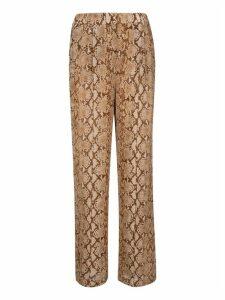 Michael Kors Snake Print Skirt