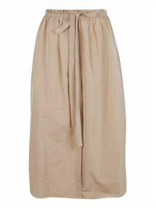 Givenchy Spilt Puffed Skirt