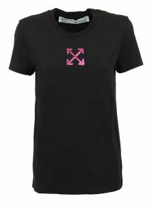 Off-White Painted Arrow Casual Tee