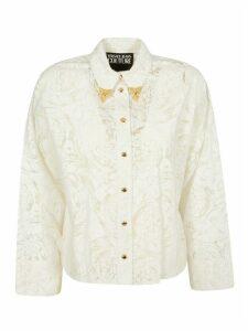 Versace Jeans Couture Barocco Devore Top