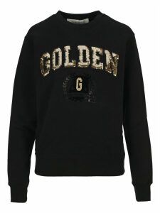 Golden Goose Sequin Logo Sweatshirt