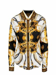 Versace Barocco Rodeo Slim Shirt